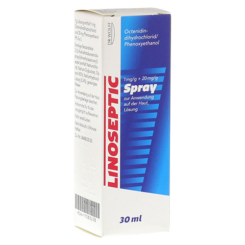 LINOSEPTIC Spray 30 Milliliter