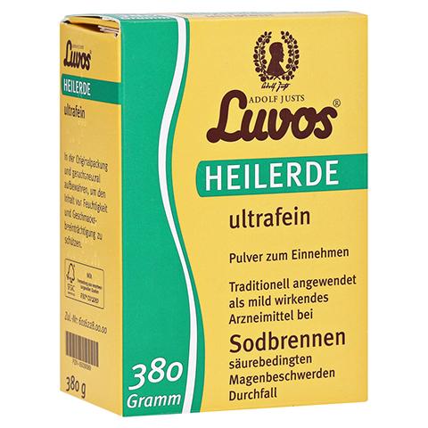 LUVOS Heilerde ultrafein 380 Gramm