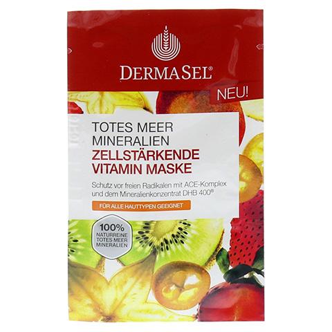 DERMASEL Maske Vitamin 12 Milliliter