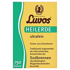 LUVOS Heilerde ultrafein 750 Gramm - Vorderseite