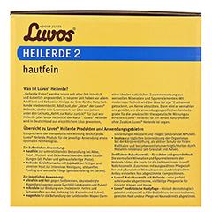 LUVOS Heilerde 2 hautfein 4200 Gramm - Rechte Seite