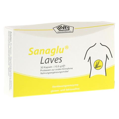 SANAGLU Laves Kapseln 30 Stück