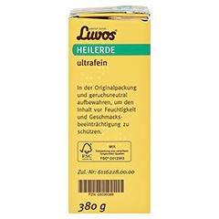 LUVOS Heilerde ultrafein 380 Gramm - Linke Seite