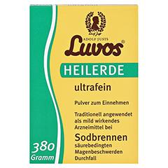 LUVOS Heilerde ultrafein 380 Gramm - Vorderseite
