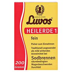 LUVOS Heilerde 1 fein 200 Gramm - Vorderseite