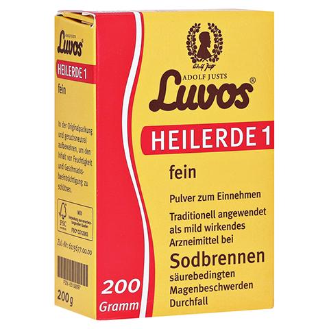 LUVOS Heilerde 1 fein 200 Gramm