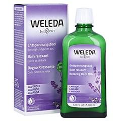 Weleda Lavendel Entspannungsbad 200 Milliliter