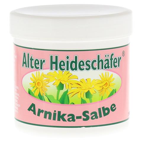 Arnika Salbe Alter Heideschäfer 250 Milliliter