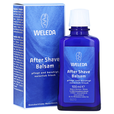 WELEDA After Shave Balsam 100 Milliliter