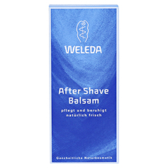 WELEDA After Shave Balsam 100 Milliliter - Vorderseite
