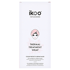 ikoo Thermal Treatment Wrap - Color Protect & Care 5 Stück - Vorderseite