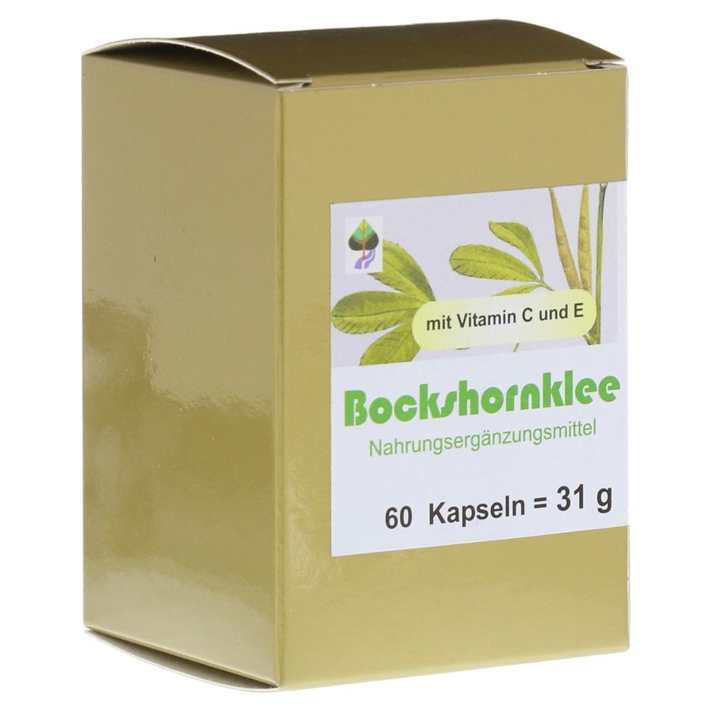 bockshornklee mit vitamin c und e kapseln 60 st ck online bestellen medpex versandapotheke. Black Bedroom Furniture Sets. Home Design Ideas