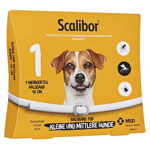 SCALIBOR Protectorband 48 cm f.kleine-mittl.Hunde 1 Stück