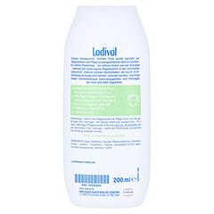 Ladival Apres Pflege Akut Beruhigungsfluid 200 Milliliter - Rückseite