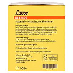 Luvos Heilerde Magenfein in Beuteln 50 Stück - Rechte Seite