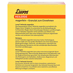 Luvos Heilerde Magenfein in Beuteln 50 Stück - Rückseite