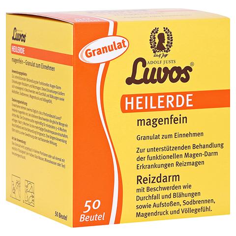 Luvos Heilerde Magenfein in Beuteln 50 Stück