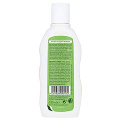 WELEDA Weizen Schuppen-Shampoo 190 Milliliter - Rückseite