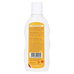 WELEDA Hafer Aufbau-Shampoo 190 Milliliter - Rückseite