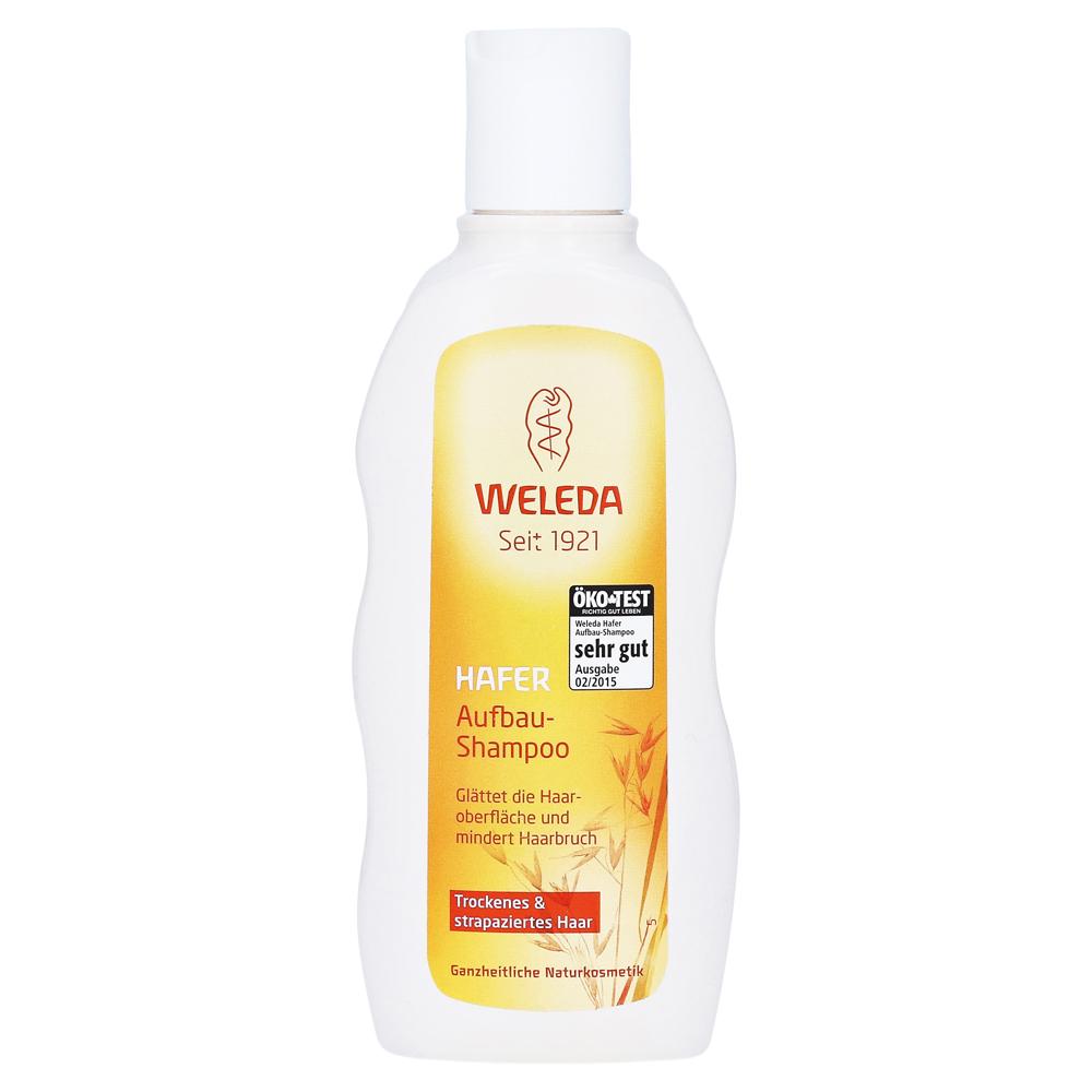Erfahrungen Zu Weleda Hafer Aufbau Shampoo 190 Milliliter Medpex