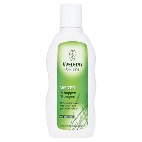 WELEDA Weizen Schuppen-Shampoo 190 Milliliter