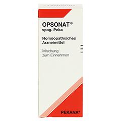 OPSONAT spag.Peka Tropfen 60 Milliliter N1 - Vorderseite