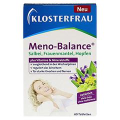 KLOSTERFRAU Meno-Balance Tabletten 60 Stück - Vorderseite