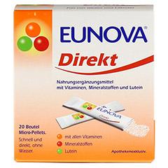 EUNOVA Direkt Sticks 20 Stück - Vorderseite