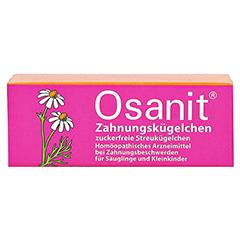 OSANIT Globuli zuckerfrei 7.5 Gramm N1 - Vorderseite