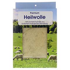 HEILWOLLE 1 Stück - Vorderseite