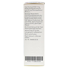 LINOSEPTIC Spray 30 Milliliter - Linke Seite