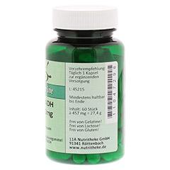 NADH 20 mg Kapseln 60 Stück - Rechte Seite