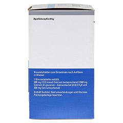 Calcium-Sandoz forte 500mg 5x20 Stück N3 - Rechte Seite