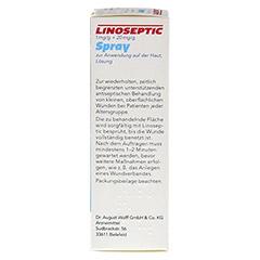 LINOSEPTIC Spray 30 Milliliter - Rechte Seite