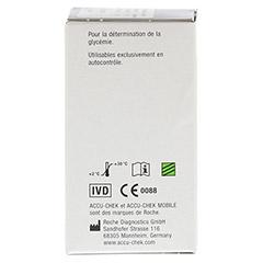 ACCU CHEK Mobile Testkassette Plasma II 100 Stück - Rechte Seite
