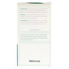 AHC sensitive Antitranspirant flüssig 50 Milliliter - Rückseite
