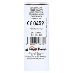 ODM 5 Augentropfen 1x10 Milliliter - Rückseite