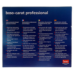 BOSO carat Professional 1 Stück - Rückseite