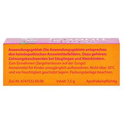 OSANIT Globuli zuckerfrei 7.5 Gramm N1 - Oberseite