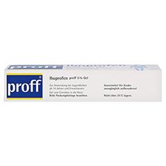 Ibuprofen proff 5% 100 Gramm - Oberseite