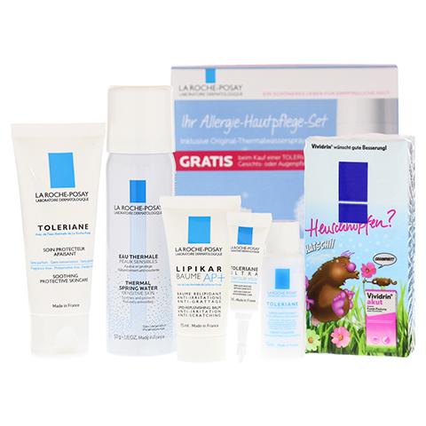 ROCHE POSAY Toleriane Creme + gratis La Roche Posay Allergie-Hautpflege-Set 40 Milliliter