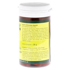 Vitamin B Komplex Kapseln 90 Stück - Rechte Seite