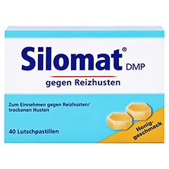 Silomat DMP Lutschpastillen gegen Reizhusten 40 Stück - Vorderseite