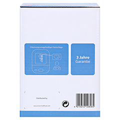 OMRON M300 Oberarm Blutdruckmessgerät HEM-7121-D 1 Stück - Linke Seite