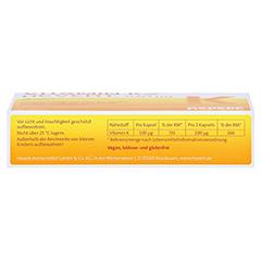Vitamin K2 Hevert 100 µg Kapseln 60 Stück - Oberseite