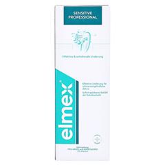 Elmex Sensitive Professional Zahnspülung 400 Milliliter - Vorderseite