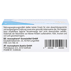 VITANEURAX B-Vitamine+D3 Filmtabletten 90 Stück - Unterseite