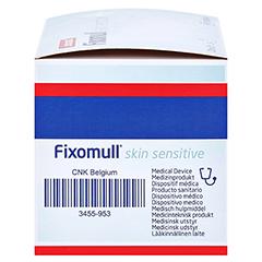 FIXOMULL Skin Sensitive 10 cmx2 m 1 Stück - Linke Seite