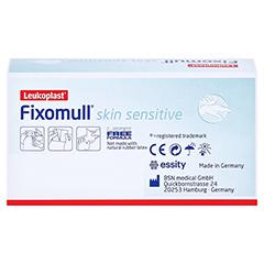 FIXOMULL Skin Sensitive 10 cmx2 m 1 Stück - Rückseite