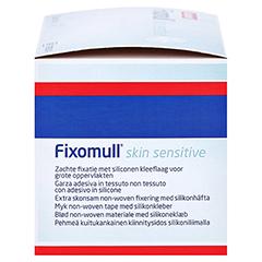 FIXOMULL Skin Sensitive 10 cmx2 m 1 Stück - Rechte Seite